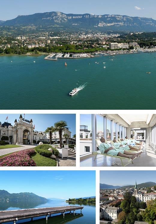 Location appartement cure Aix les Bains